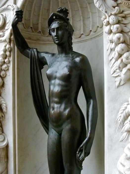 Minerva Perseus & Medusa