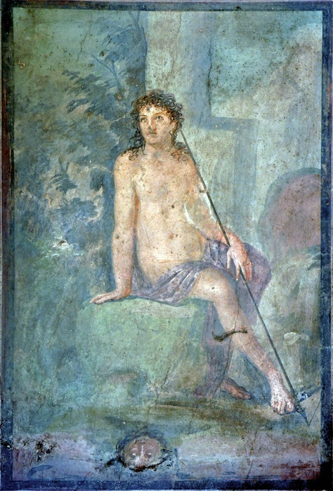 Narcissus Casa di Octavio Quartio