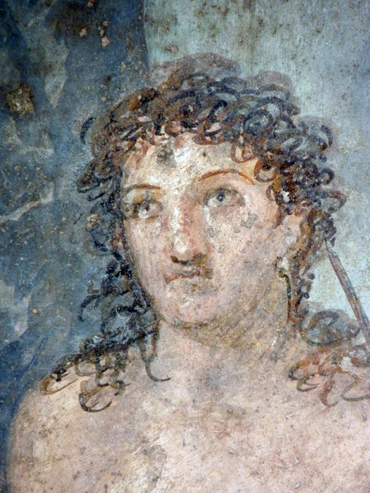 Narcissus (restored) Casa di Octavio Quartio