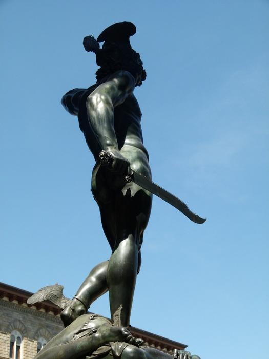 Perseus Benvenuto Cellini 11