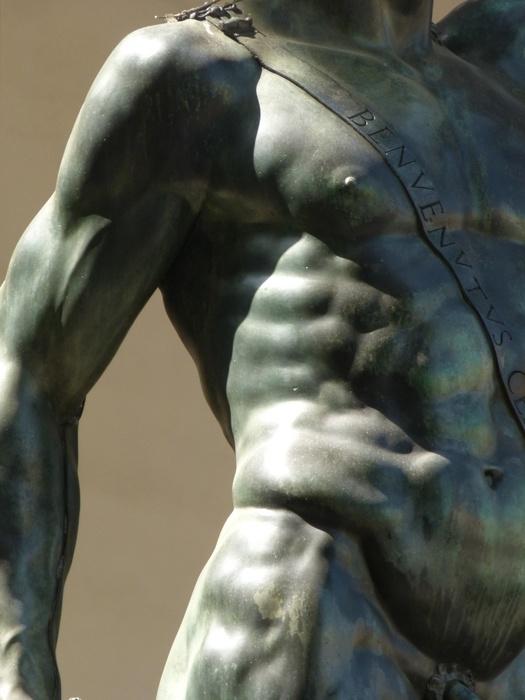 Perseus Benvenuto Cellini 3