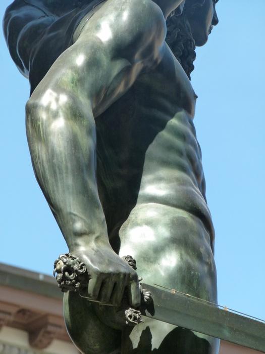 Perseus Benvenuto Cellini 7