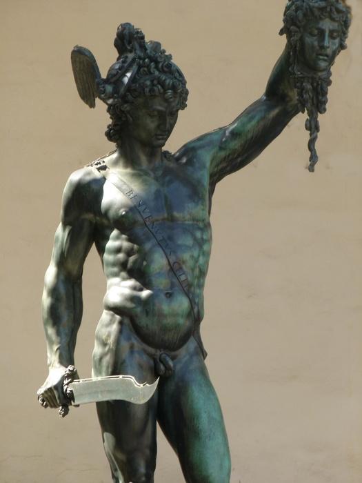 Perseus Benvenuto Cellini