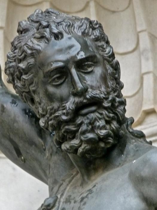 Perseus & Head of Medusa Jupiter