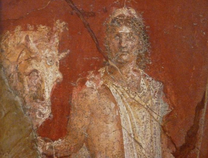 Pollux Casa Dei Dioscursi 2