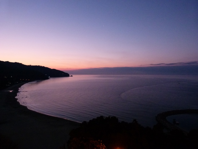 Sperlonga Dawn 21 02 11
