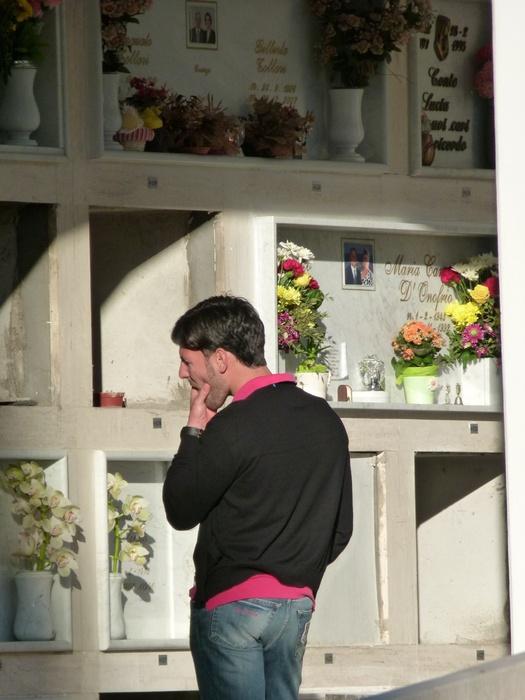 Sperlonga Cimitero 1 ° Maggio 2011 3