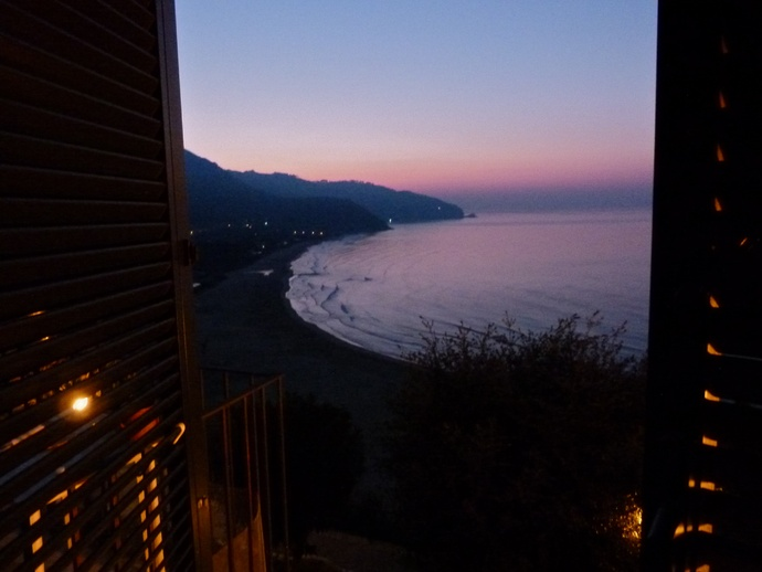Sunrise Sperlonga