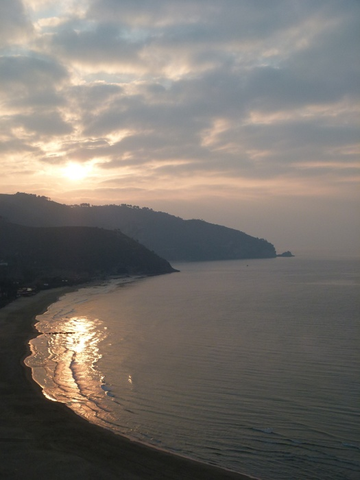 Sunrise Sperlonga