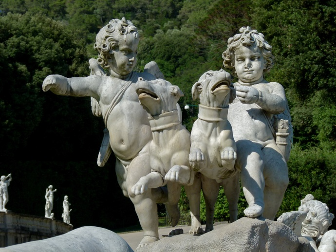 The Fountain of Venus and Adonis (1770–80) 8