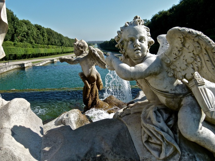 The Fountain of Venus and Adonis (1770–80) 9