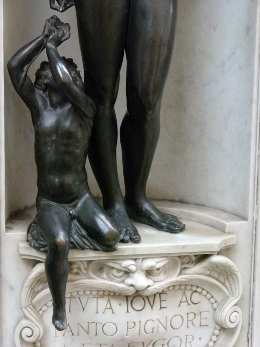 Young Perseus with Danaë