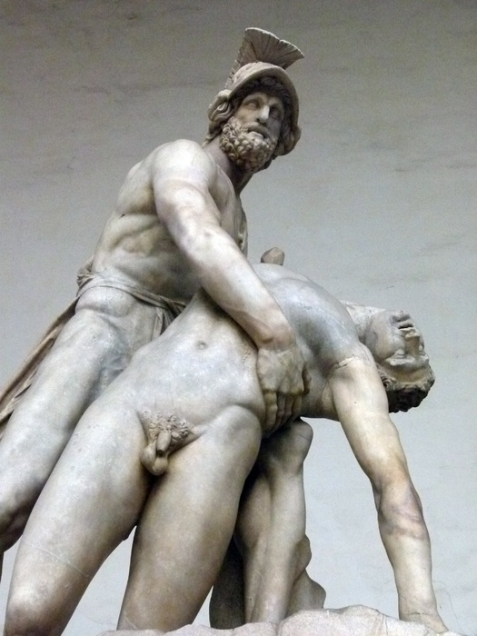 Ajax with the Body of Achilles 4