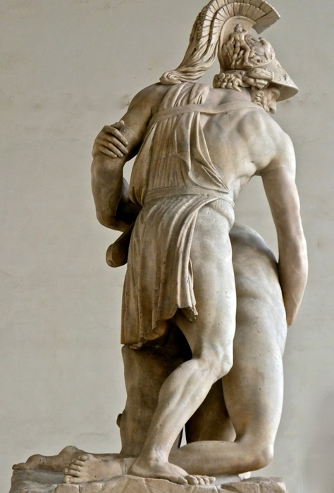 Ajax with the Body of Achilles 7