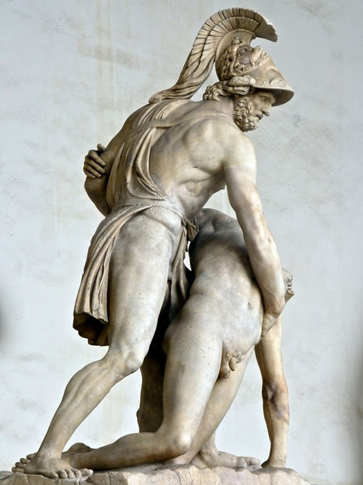 Ajax with the Body of Achilles 8