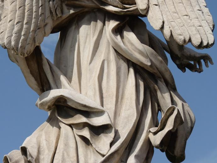 Angel with the Lance (domenico Guidi, Inscription Vulnerasti Cor Meum ) 4