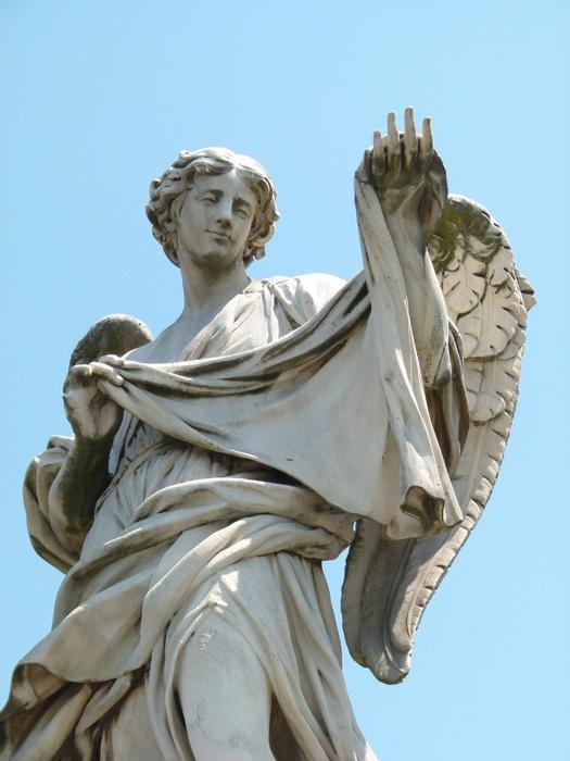 Angel with the Sudarium (cosimo Fancelli)