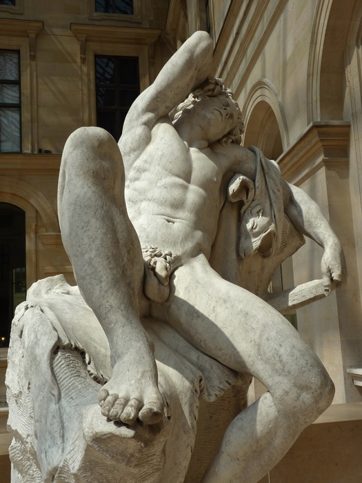 Barberini Faun by Edmé Bouchardon 1726 4