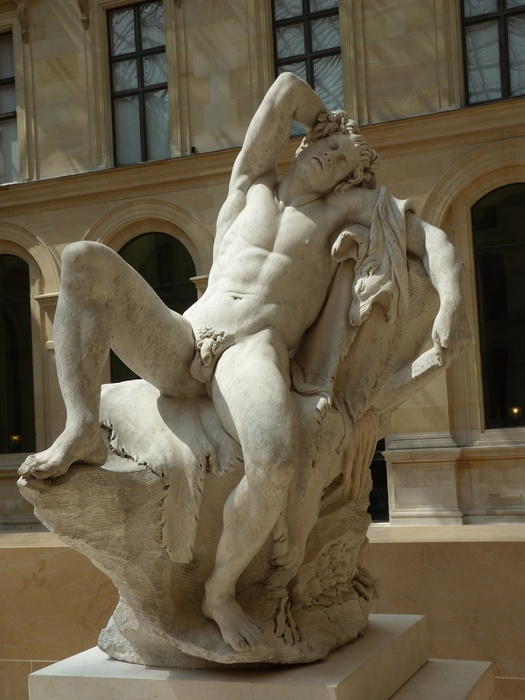 Barberini Faun by Edmé Bouchardon 1726 8
