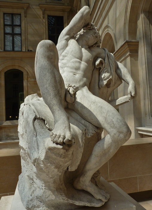 Barberini Faun by Edmé Bouchardon 1726 9