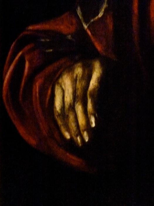Caravaggio Marytrdom of st Ursula