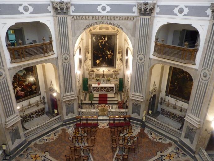 Caravaggio Pio Monte Della Misericordia 3