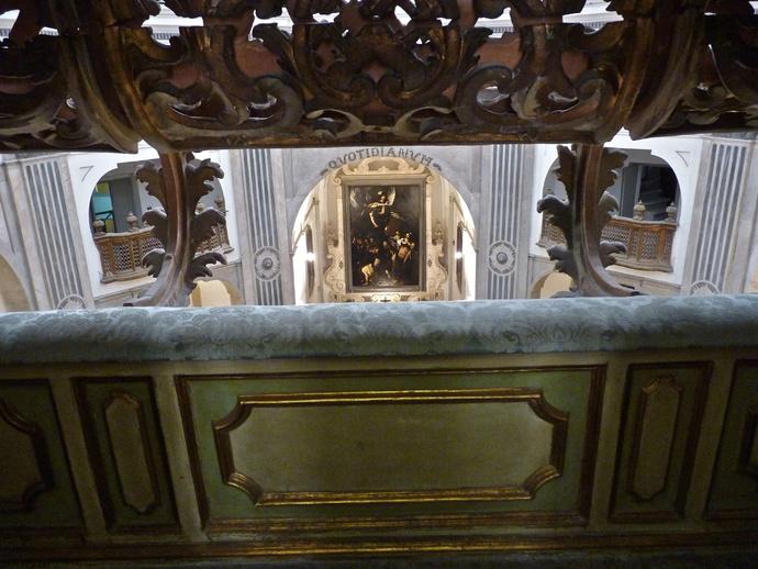 Caravaggio Pio Monte Della Misericordia 4