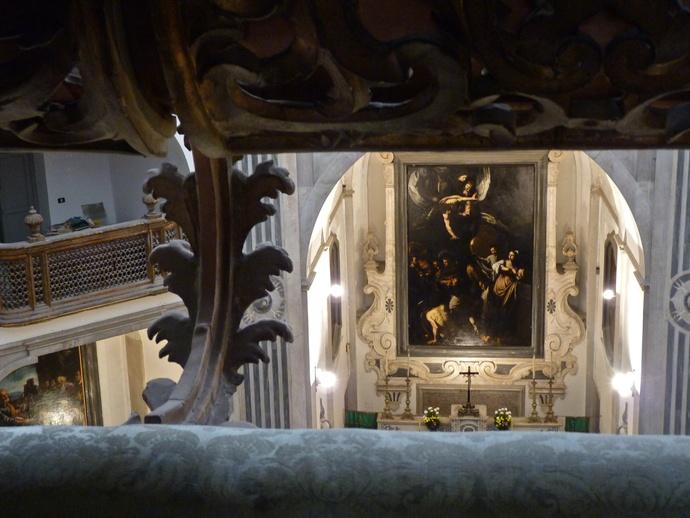 Caravaggio Pio Monte Della Misericordia