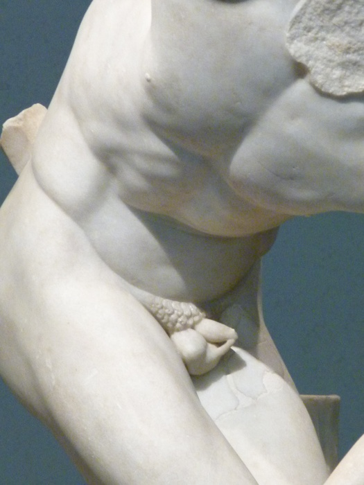 Discobolus from Castel Porziano 10