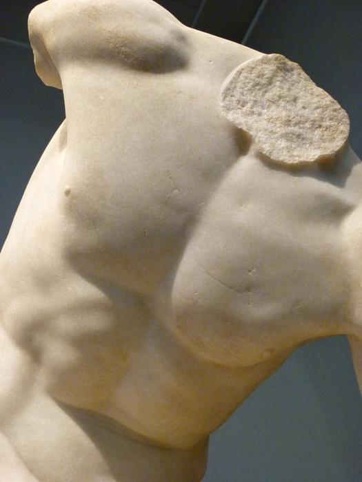Discobolus from Castel Porziano 3