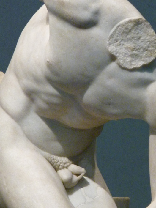 Discobolus from Castel Porziano 4