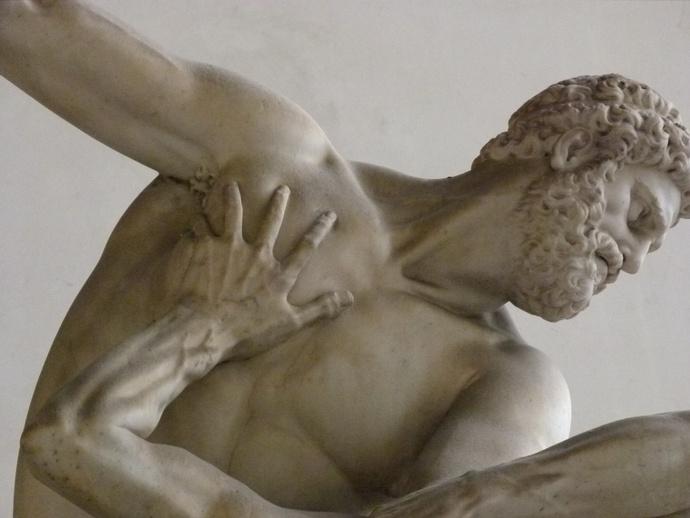 Giambologna\\\'s Hercules & Nessus (1599)
