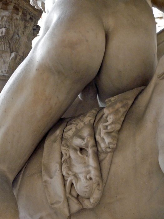 Giambologna\\\'s Hercules & the Centaur Nessus (1599) 2