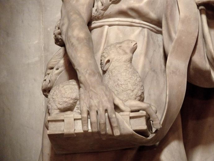 Giovanni Baptist San Domenico Maggiore 2