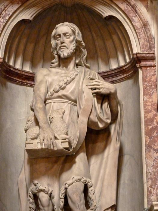 Giovanni Baptist San Domenico Maggiore 3