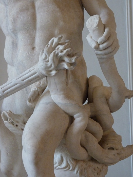 Hercules Slaying Hydra by Lysippos (roman Copy of 4th Bc) 04