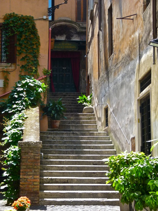Stairs Midday 2