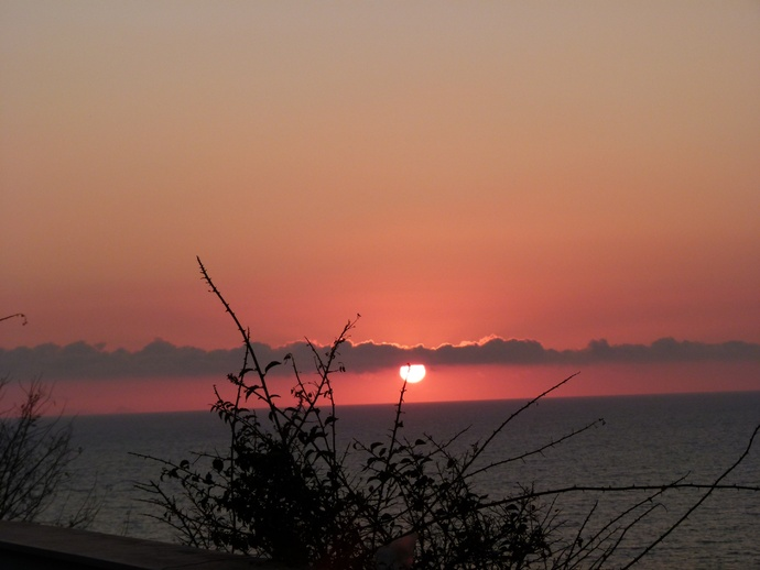 Sunset Sperlonga