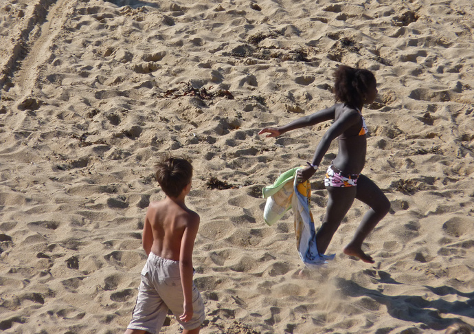 Afternoon Plage du Sillon 3