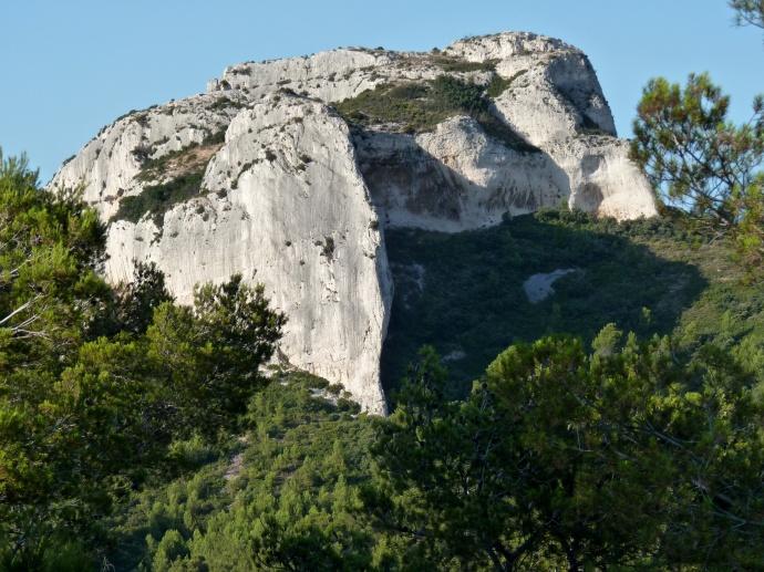 Alpilles Les Baux 2