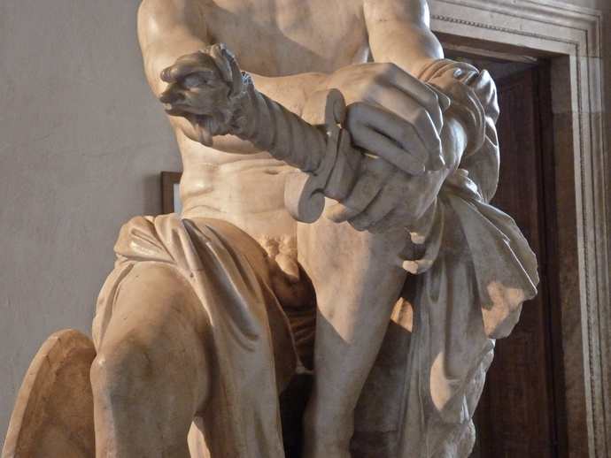 Ares Ludovisi Altemps 2