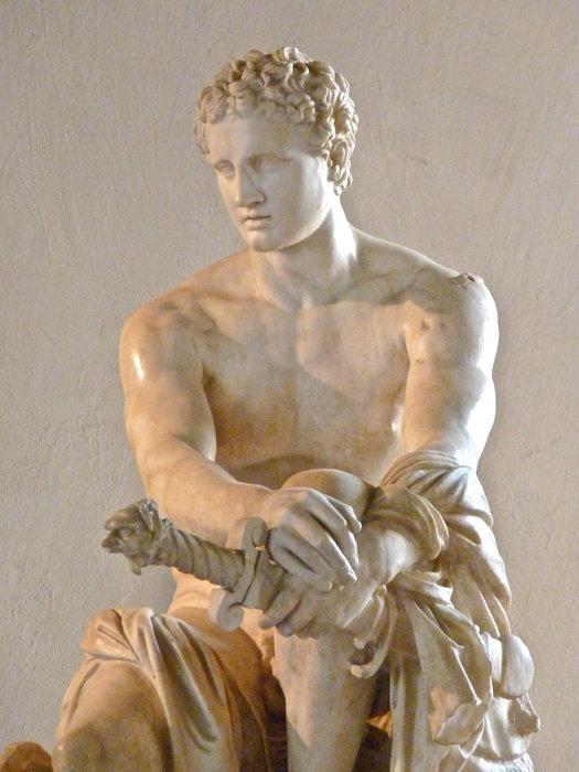 Ares Ludovisi Altemps