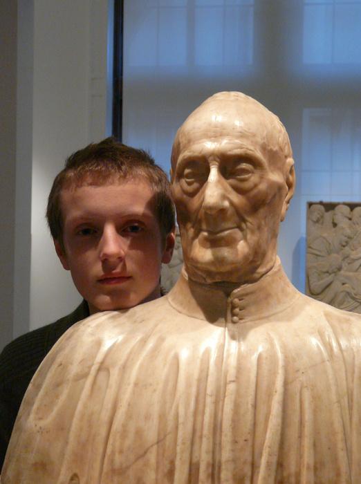 Arthur & Antonio Chellini da San Miniato