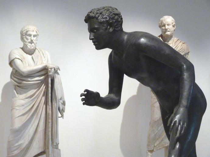 Athletes (villa Dei Papiri) 2
