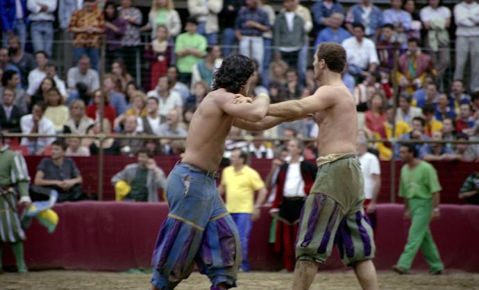 Azzurri vs Verdi 7