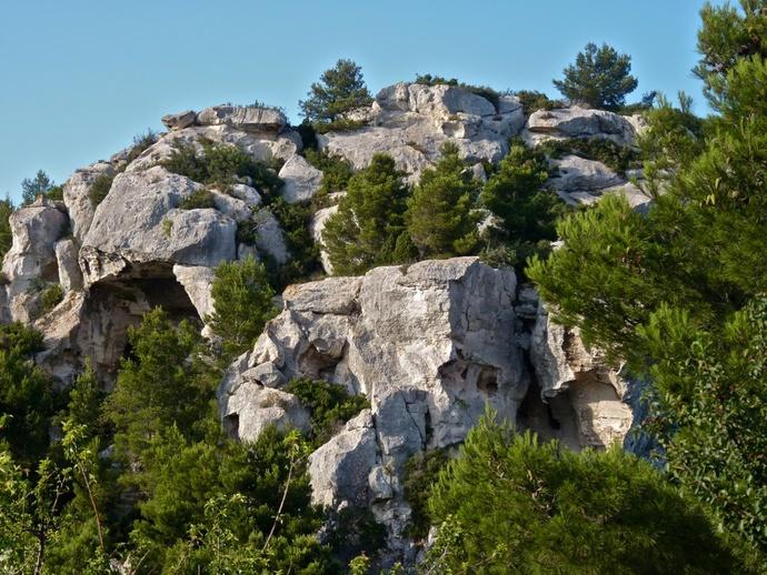 Baux de Provence 3