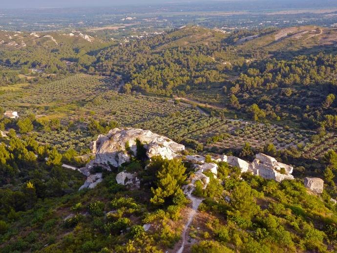 Baux de Provence 4