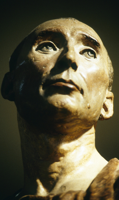 Bust of Niccolò da Uzzano by Donatello