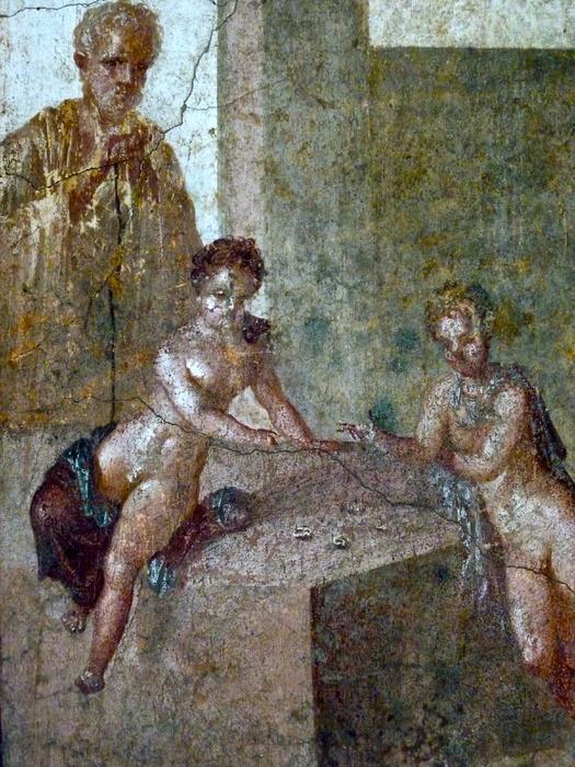 Casa Dei Dioscuri Medea\\\'s Sons 2