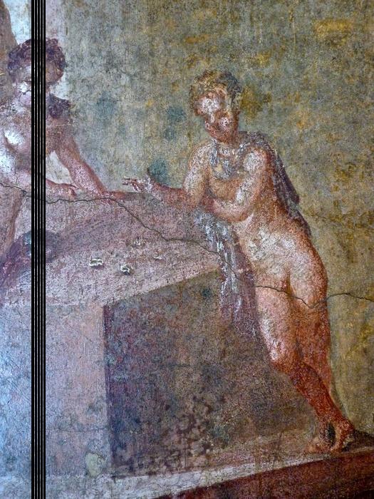 Casa Dei Dioscuri Medea\\\'s Sons